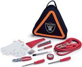 Picnic Time NFL Oakland Raiders Roadside Kit