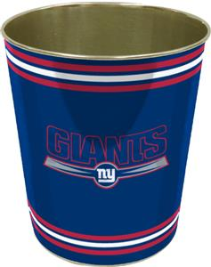 Northwest NFL New York Giants Wastebaskets