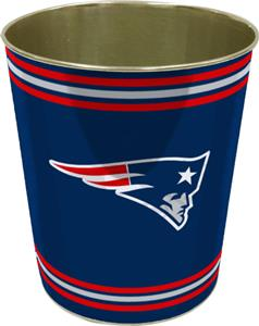 Northwest NFL New England Patriots Wastebaskets