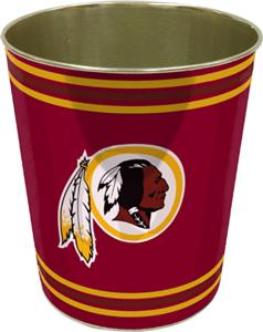 Northwest NFL Washington Redskins Wastebaskets