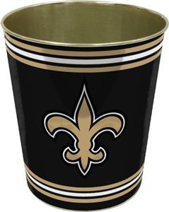 Northwest NFL New Orleans Saints Wastebaskets