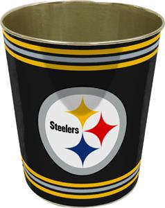 Northwest NFL Pittsburgh Steelers Wastebaskets