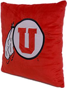 Northwest NCAA University of Utah Plush Pillow