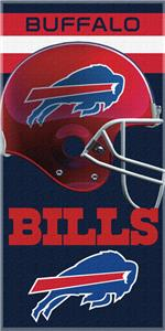 Northwest NFL Buffalo Bills Beach Towels