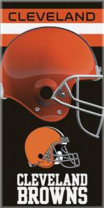 Northwest NFL Cleveland Browns Beach Towels