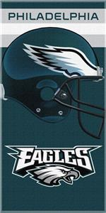 Northwest NFL Philadelphia Eagles Beach Towels