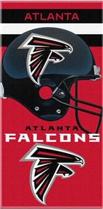 Northwest NFL Atlanta Falcons Beach Towels