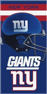 Northwest NFL New York Giants Beach Towels