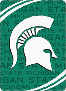 Northwest NCAA Michigan StateFleece Force Throw