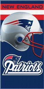 Northwest NFL New England Patriots Beach Towels