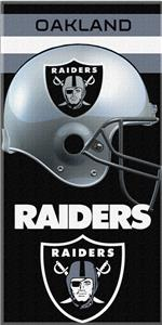 Northwest NFL Oakland Raiders Beach Towels
