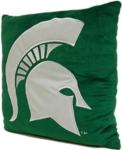 Northwest NCAA Michigan State Plush Pillow