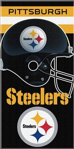 Northwest NFL Pittsburgh Steelers Beach Towels