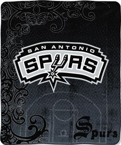 "Northwest NBA San Antonio Spurs 50""x60"" Throw"