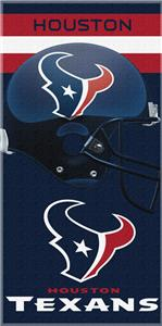 Northwest NFL Houston Texans Beach Towels