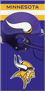 Northwest NFL Minnesota Vikings Beach Towels