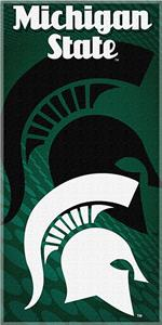 Northwest NCAA Michigan State Univ. Beach Towel