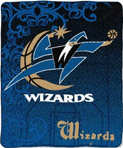 "Northwest NBA Washington Wizards 50""X60"" Throw"