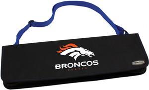 Picnic Time NFL Denver Broncos Metro BBQ Tote