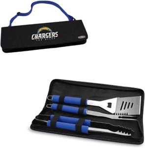 Picnic Time NFL San Diego Chargers Metro BBQ Tote