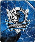 Northwest NBA Dallas Mavericks 50x60 Sherpa Throw