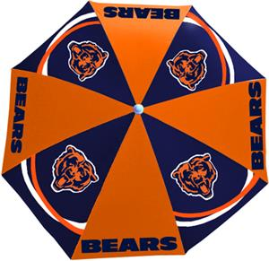 Northwest NFL Chicago Bears Beach Umbrellas
