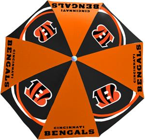 Northwest NFL Cincinnati Bengals Beach Umbrellas