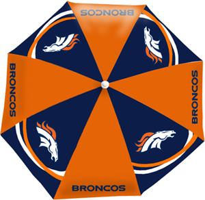 Northwest NFL Denver Broncos Beach Umbrellas