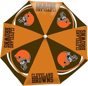 Northwest NFL Cleveland Browns Beach Umbrellas