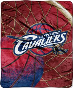 "Northwest NBA Cleveland Cavaliers 50""x60"" Throw"