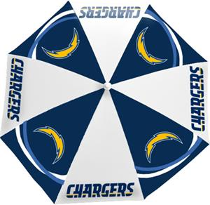 Northwest NFL San Diego Chargers Beach Umbrellas