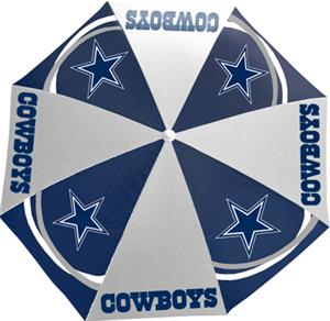 Northwest NFL Dallas Cowboys Beach Umbrellas