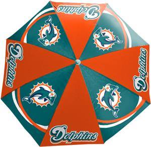 Northwest NFL Miami Dolphins Beach Umbrellas