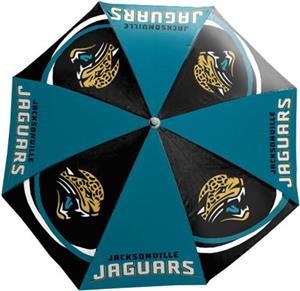 Northwest NFL Jacksonville Jaguars Beach Umbrellas