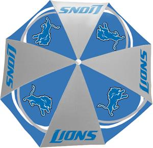 Northwest NFL Detroit Lions Beach Umbrellas