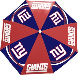 Northwest NFL New York Giants Beach Umbrellas