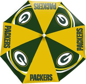 Northwest NFL Green Bay Packers Beach Umbrellas