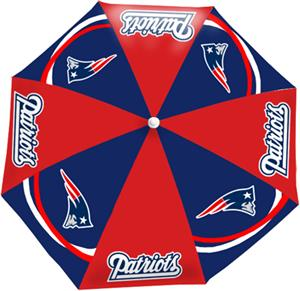 Northwest NFL New England Patriots Beach Umbrellas