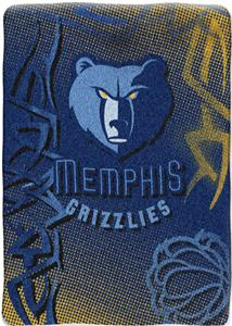 "Northwest NBA Memphis Grizzlies 60""x80"" Throw"