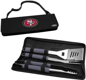 Picnic Time NFL San Francisco 49ers BBQ Tote