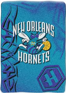"Northwest NBA New Orleans Hornets 60""x80"" Throw"
