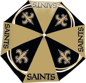 Northwest NFL New Orleans Saints Beach Umbrellas