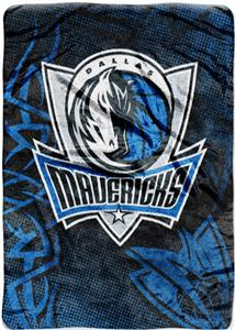 Northwest NBA Dallas Mavericks 60x80 Throw
