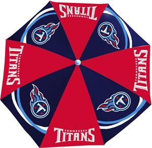 Northwest NFL Tennessee Titans Beach Umbrellas