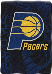 "Northwest NBA Indiana Pacers 60""x80"" Throw"