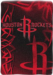 "Northwest NBA Houston Rockets 60""x80"" Throw"