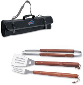 Picnic Time NFL Buffalo Bills BBQ Set w/Tote