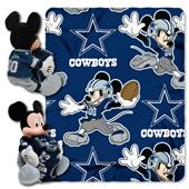 "Northwest NFL Dallas Cowboys 50"" Mickey Throws"