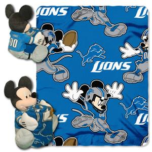 "Northwest NFL Detroit Lions 50"" Mickey Throws"