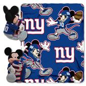 "Northwest NFL New York Giants 50"" Mickey Throws"